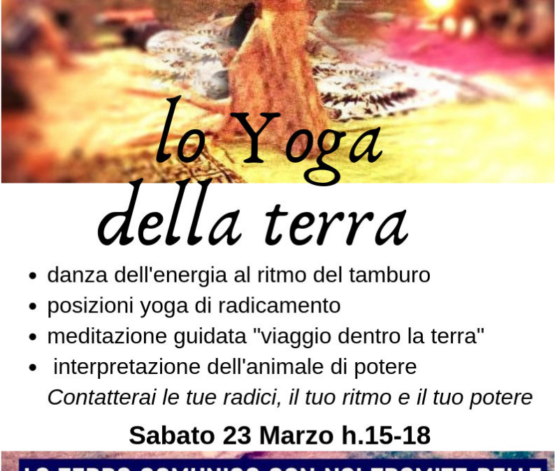 Workshop Lo yoga della terra